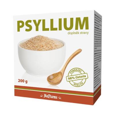 Psyllium, 1 x 200 g