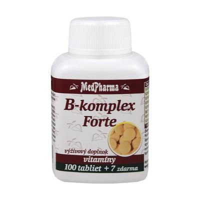 B-komplex Forte,  107 tbl