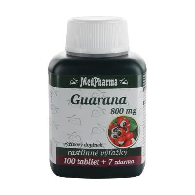 Guarana 800 mg, 107 tbl