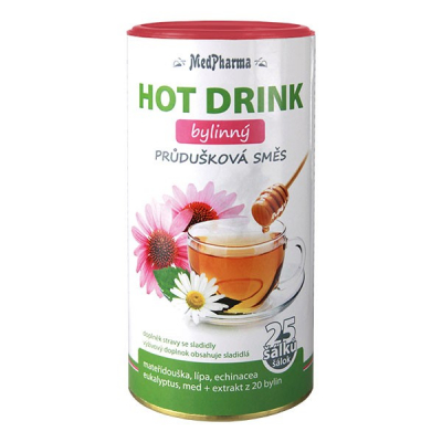 Hot drink bylinný, 200 g