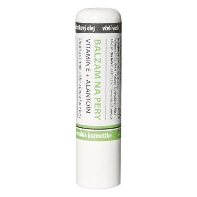 Balzam na pery s vitamínom E a alantoínom, 1 x 5 ml - Výpredaj