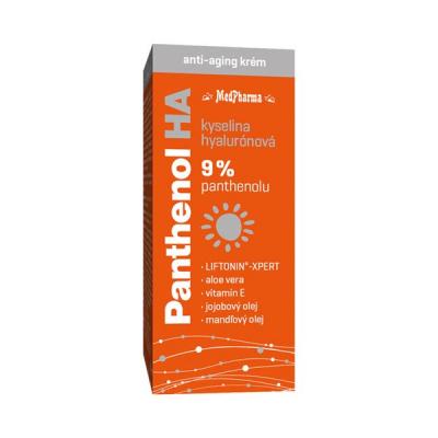 PANTHENOL HA krém anti-aging, 1 x 50 ml - Výpredaj