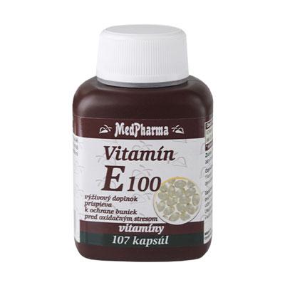 Vitamín E 100, 107 tbl - výpredaj