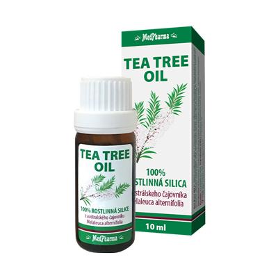Tea Tree Oil, 1 x 10 ml