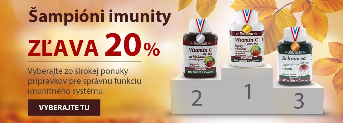 Šampióni Imunity
